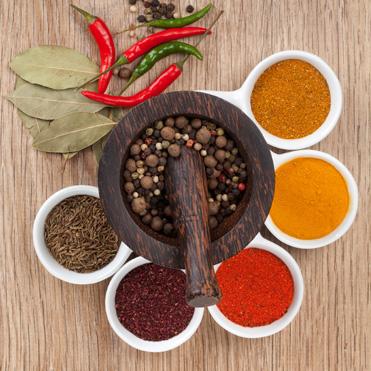 F & EPC - Spices
